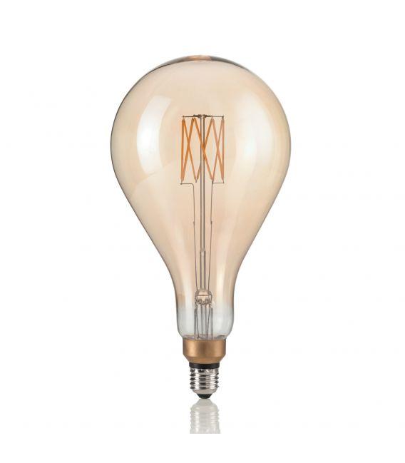 LED lempa LAMPADINA VINTAGE XL E27 8W GOCCIA 130163