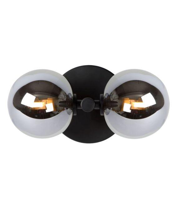Sieninis šviestuvas TYCHO Black 45274/02/30