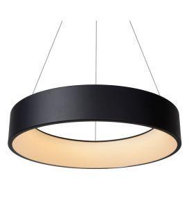 39W LED Pakabinamas šviestuvas TALOWE Ø 60 Black 46400/42/30
