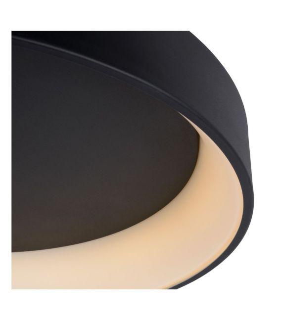80W LED Lubinis šviestuvas TALOWE Ø80 Black 46100/80/30