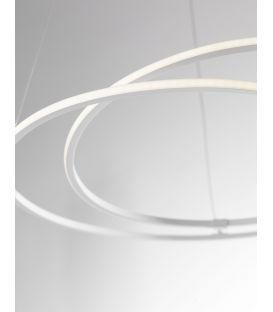 29W LED Pakabinamas šviestuvas Viareggio White Ø56 8101202