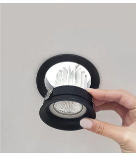 Įmontuojamas šviestuvas ENZO Black 834802