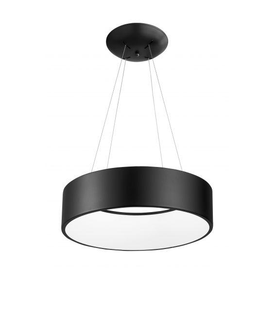 32W LED Pakabinamas šviestuvas Rando Ø45 Black 8218207