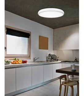 50W LED Lubinis šviestuvas GAP Ø51 White 8100983