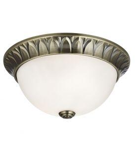 Lubinis šviestuvas FLUSH Ø28cm 4148-28AB