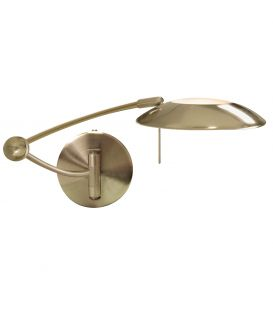4.5W LED Sieninis šviestuvas WALL Antique Brass 9851AB