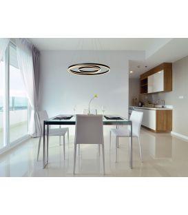 136W LED Pakabinamas šviestuvas TRINITI Dimeriuojamas 46402/99/30