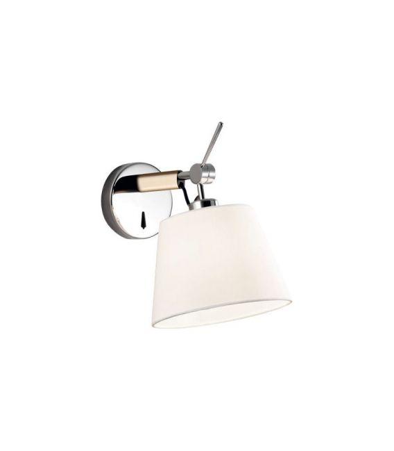 Sieninis šviestuvas FILIPA White 4146201
