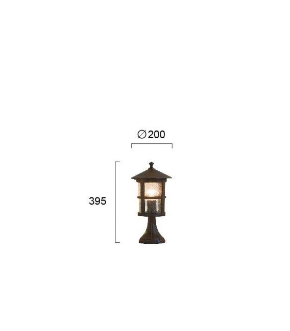 Pastatomas šviestuvas SKIATHOS IP54 4056300