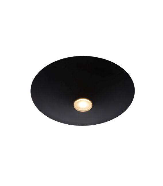 12W LED Lubinis šviestuvas TROY Black Dimeriuojamas 79180/12/30