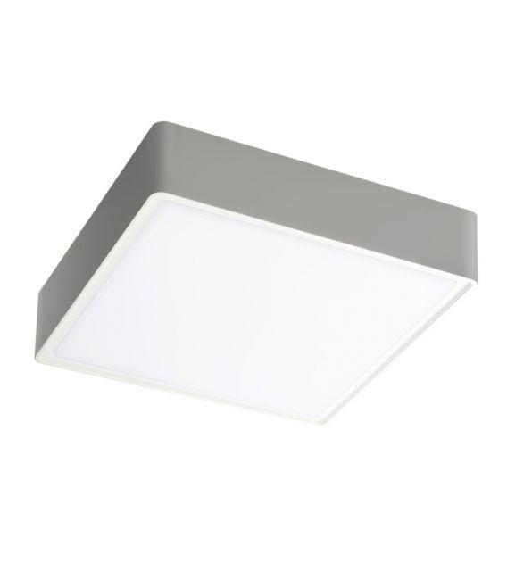 20W LED Lubinis šviestuvas DONOUSA Grey IP65 4209300