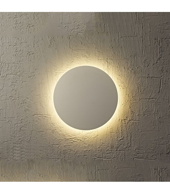 Sieninis šviestuvas BORA BORA LED White Ø18 C0102