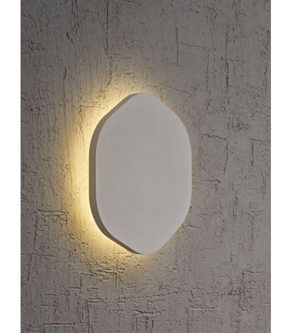 Sieninis šviestuvas BORA BORA LED White 12W C0106