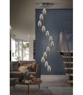 60W LED Pakabinamas šviestuvas NEBULA 12 584541