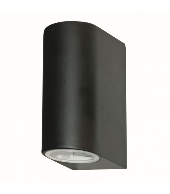 Sieninis šviestuvas OUTDOOR & PORCH IP44 8008-2BK-LED