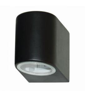 Sieninis šviestuvas OUTDOOR & PORCH IP44 8008-1BK-LED