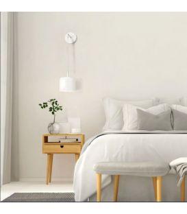 Sieninis šviestuvas POT White 25916/20B