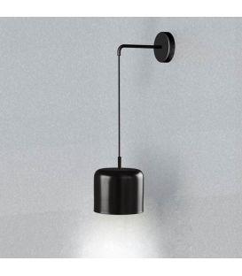 Sieninis šviestuvas POT Black 25916/20NM