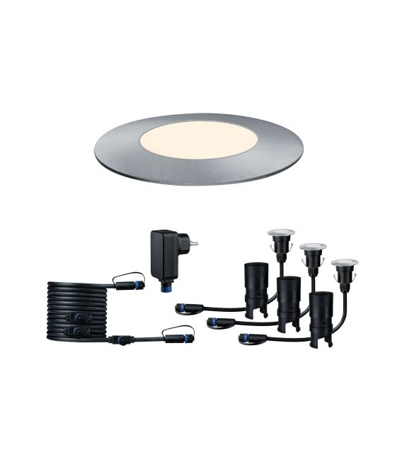 3 x 2.5 W LED Rinkinys FLOOR MINI 93697