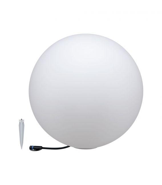 6.5W LED Pastatomas šviestuvas GLOBE Ø50 IP67 94179