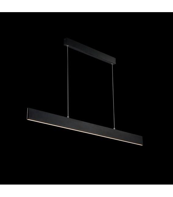 30W LED Pakabinamas šviestuvas STEP Black P010PL-L30B