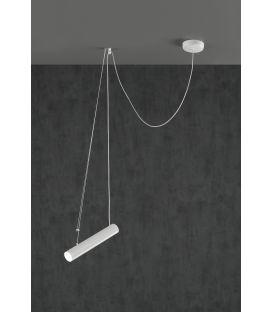 Pakabinamas šviestuvas PEPO White 27870/1