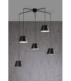 Pakabinamas šviestuvas DONA Black 27820/85