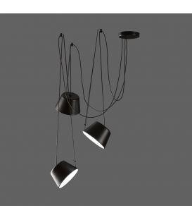 Pakabinamas šviestuvas SENTO 3 Black 28080/3NM