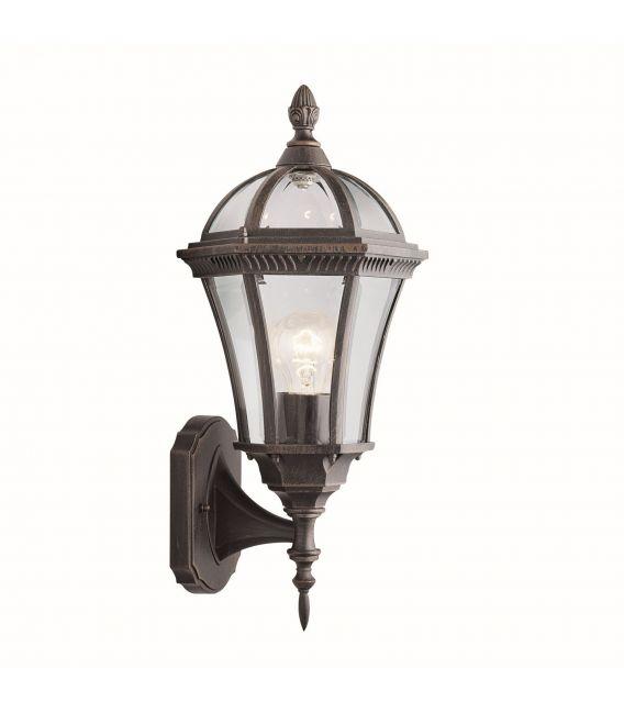 Sieninis šviestuvas CAPRI IP44 1565