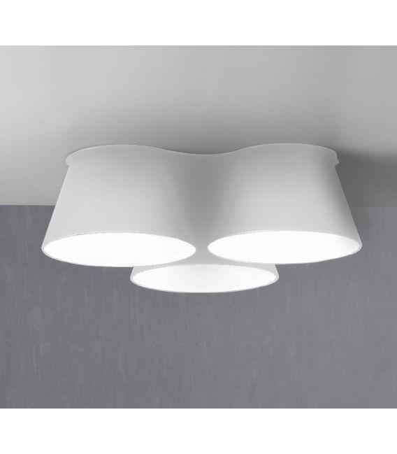 Lubinis šviestuvas SENTO White ⌀50 28260/50B