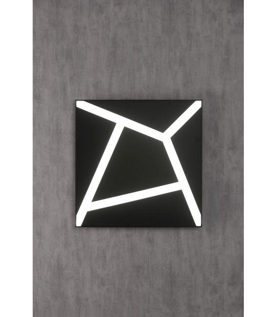 45W LED Lubinis šviestuvas STRIPES Black 26629/59