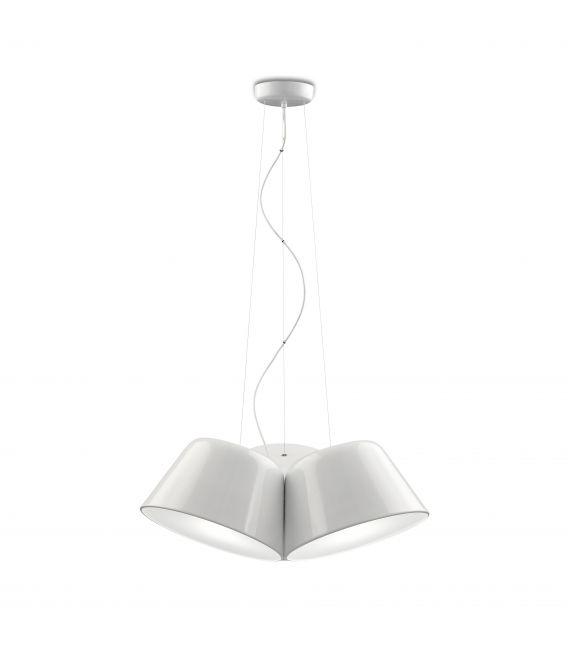 Pakabinamas šviestuvas SENTO White 28860/65B