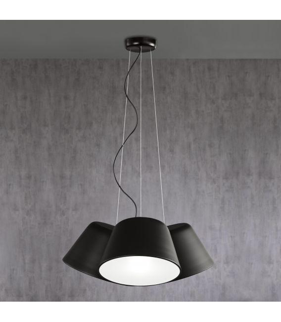 Pakabinamas šviestuvas SENTO Black 28860/65NM
