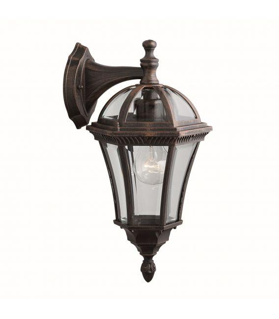 Sieninis šviestuvas CAPRI IP44 1563