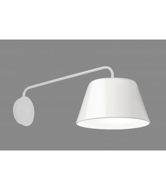 Sieninis šviestuvas SENTO White 28960B