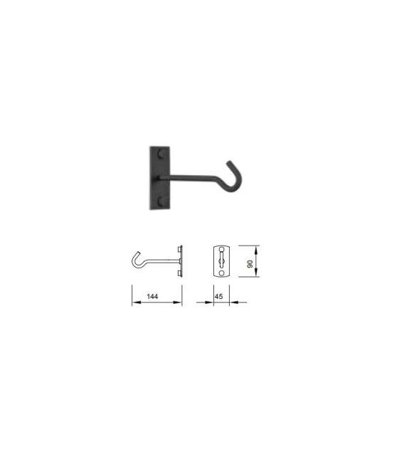 Tvirtinimo elementas KINKE 6214