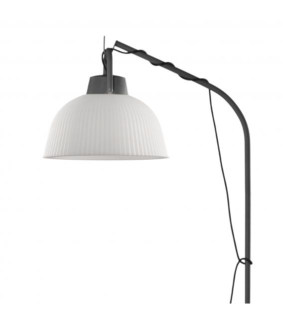 Pakabinamas šviestuvas KINKE White/Gray Ø37 IP65 6216