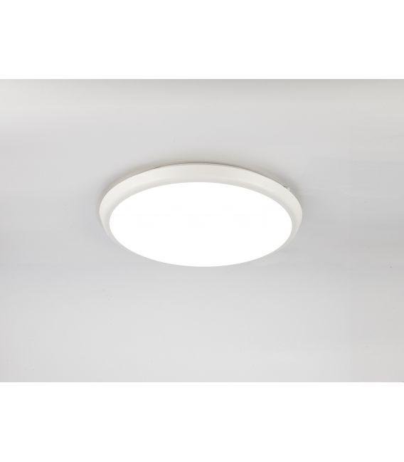 24W LED Lubinis šviestuvas ANETO Ø40 IP65 6486