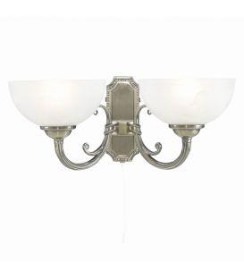 Sieninis šviestuvas WINDSOR 3772-2AB