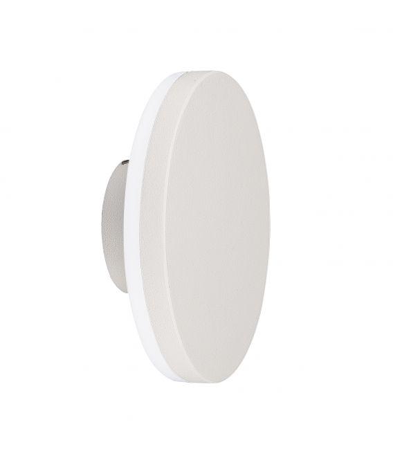 9.6W LED Sieninis šviestuvas BORA White Ø15 IP54 6535