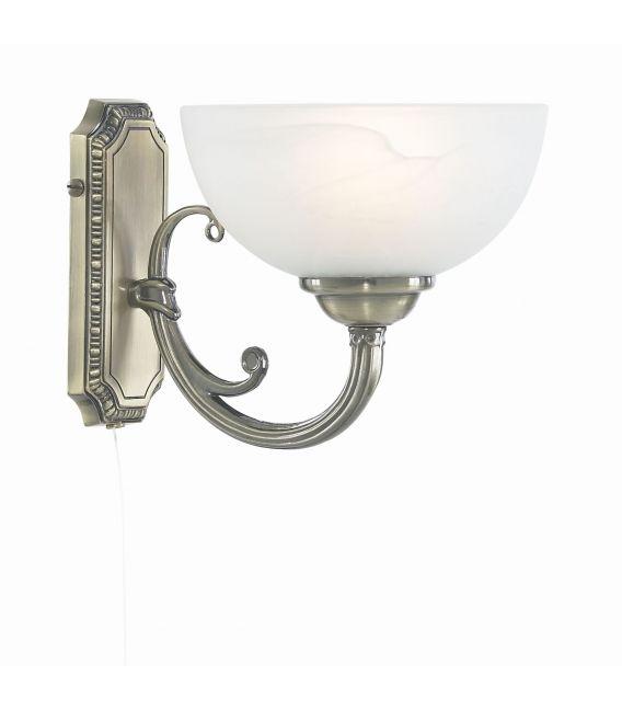 Sieninis šviestuvas WINDSOR 3771-1AB