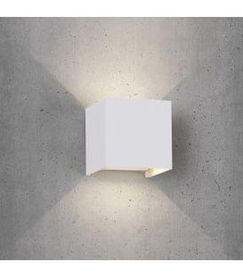 12W LED Sieninis šviestuvas DAVOS Sand White IP54 6521