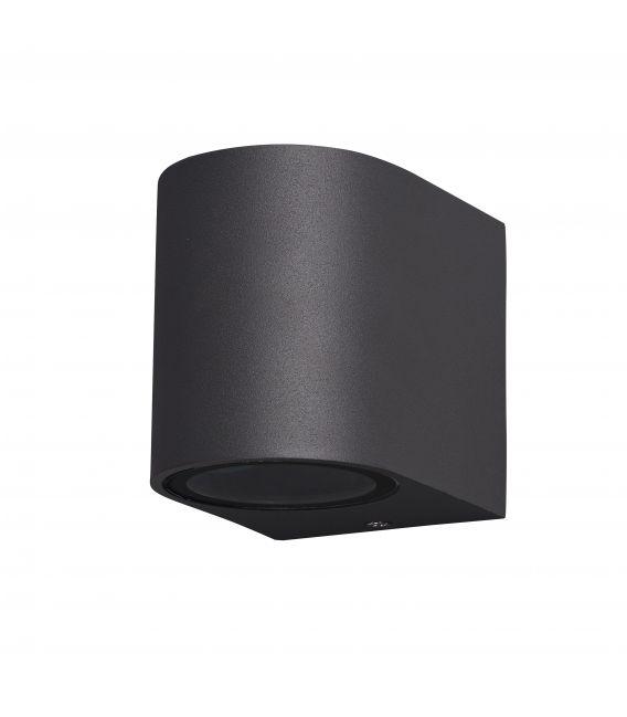 Sieninis šviestuvas KANDANCHU Dark Grey IP54 6512