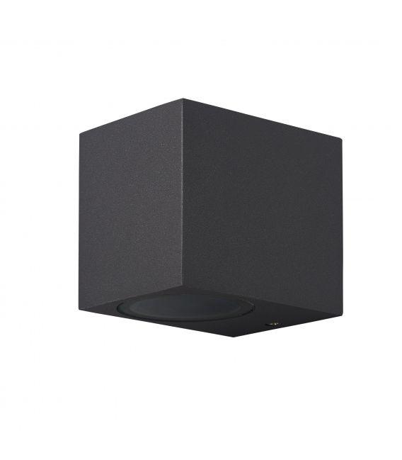 Sieninis šviestuvas KANDANCHU Dark Grey IP54 6516