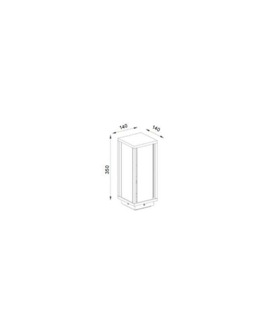 Pastatomas šviestuvas MERIBEL IP54 6490