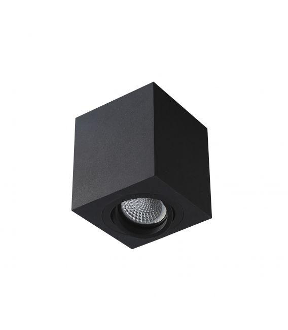 Lubinis šviestuvas LAMPARAS Black NC1464SQ95 YLD-017768