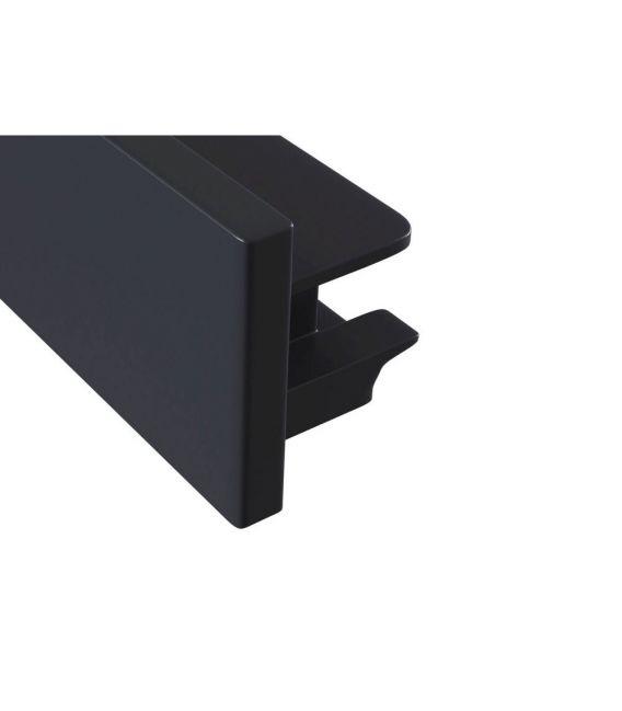 Bėgelio MAYTONI galinis dangtelis Black TRA001EC-11B