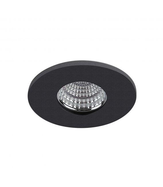 Įmontuojamas šviestuvas AROS Black Ø9.8 NC1855R YLD-021406