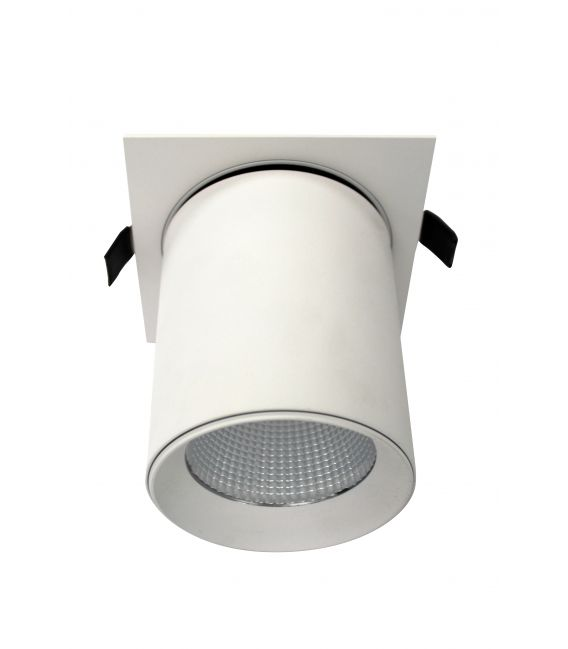 Įmontuojamas šviestuvas LAMPARAS White NC2156 YLD-024001