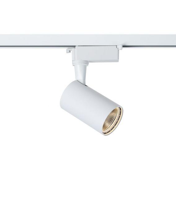 6W LED Šviestuvas bėgeliui TRACK White 1F TR003-1-6W3K-W